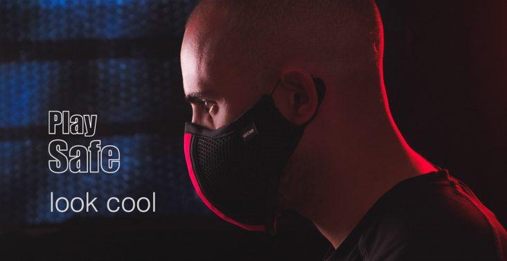 Barcode Berlin masks