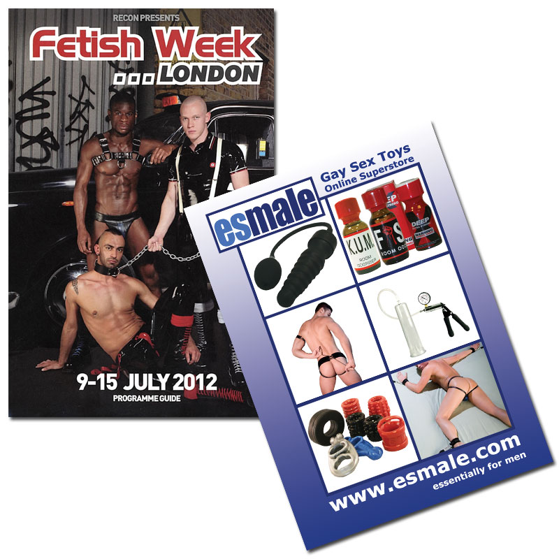 Oxballs at the ready – London Fetish Week is fast approaching!