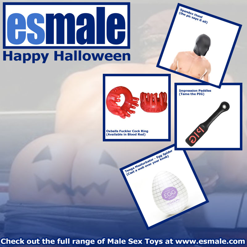 Happy Halloween from esmale