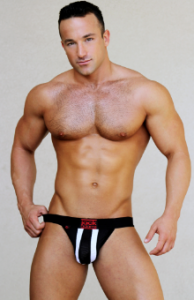 Jack Adams, my lucky jockstrap