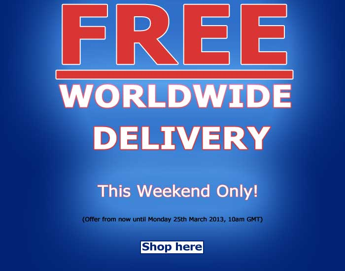 FREE Delivery this weekend only at esmale.com